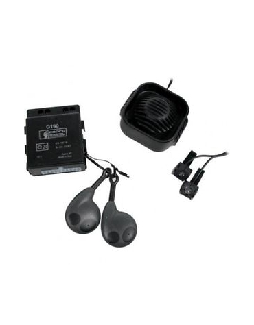 Alarma COBRA AK-4693, con mandos
