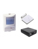 Sensor de infrarrojos vía radio GT-2360C